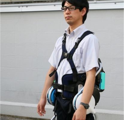 <p>ATOUN [あとうん]製アシストスーツ 体を酷使する労働現場へ</p>