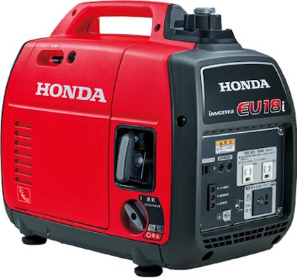 HONDA発電機 EU18i