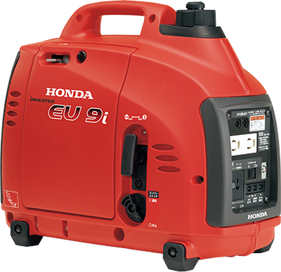 HONDA発電機 EU9i