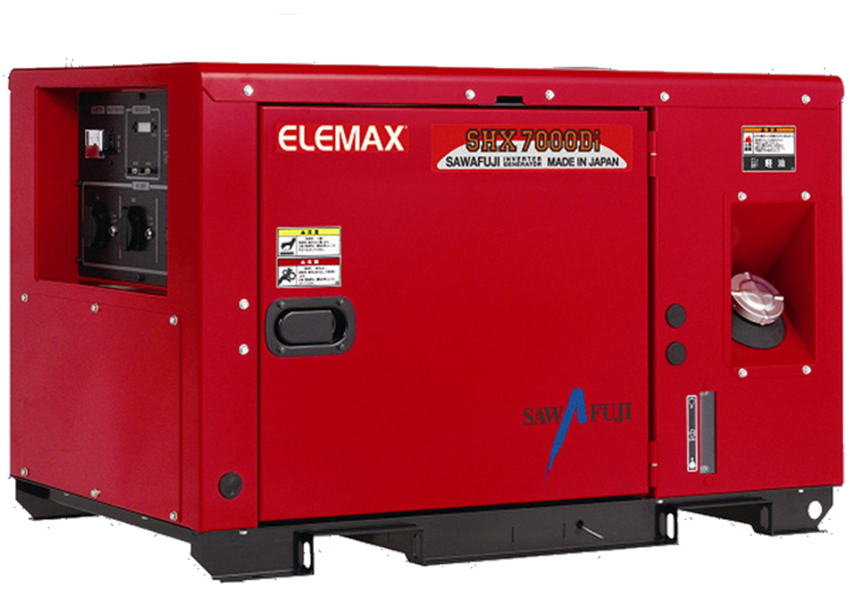 ELEMAX SHX7000Di